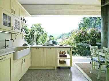 classic kitchen decoration -1