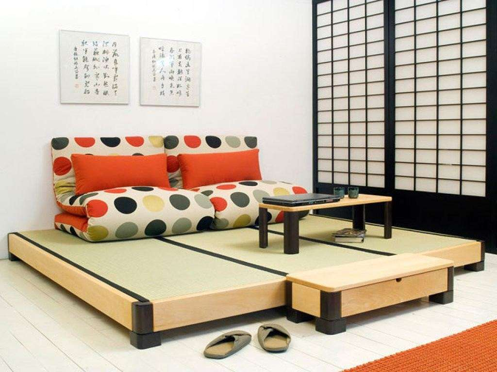 Decoraci n de interiores estilo japon s for Decoracion casa estilo japones