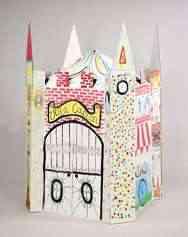 decoracion infantil casa de juegos-0