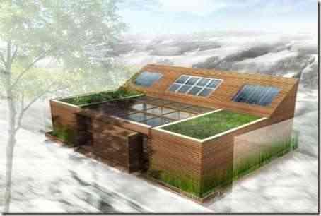 solar-energy-ecological-houses