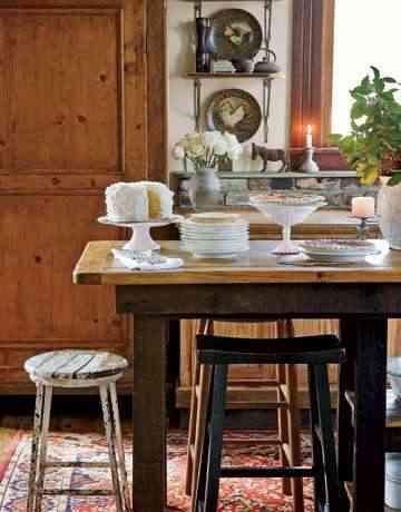 cocina clasica y vanguardista