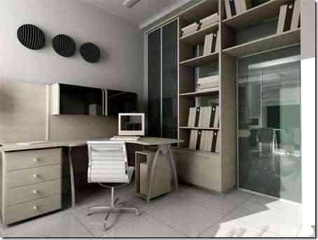 pequeños escritorios decoracion