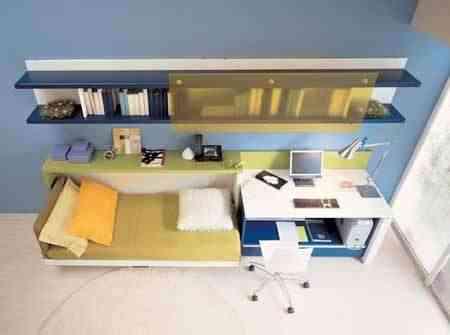 Consejos para decorar casas pequeñas o de un solo ambiento