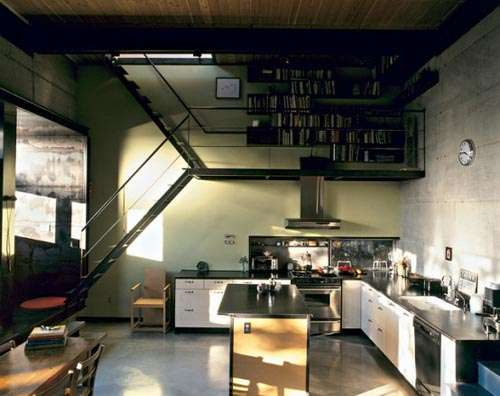 Escaleras Diseño Interior. 5 Modelos -Parte I-