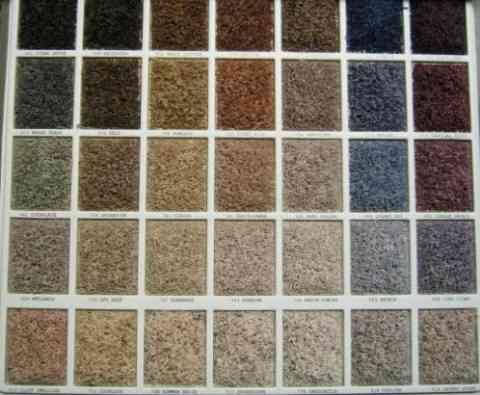 Las alfombras en la decoración