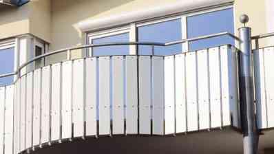 Cómo aprovechar el espacio del balcón