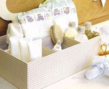 Organizador infantil de canastilla de beb for Accesorio de decoracion de la habitacion