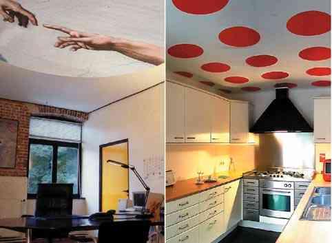 decoracion de techos0