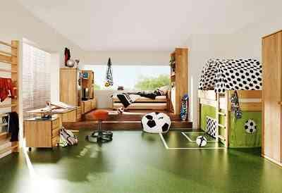 decoracion deportiva infantil 1