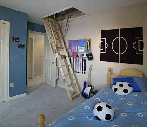 decoracion deportiva infantil