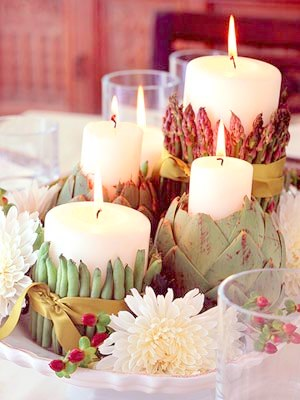 Decoraci n con velas - Decorar con velas ...