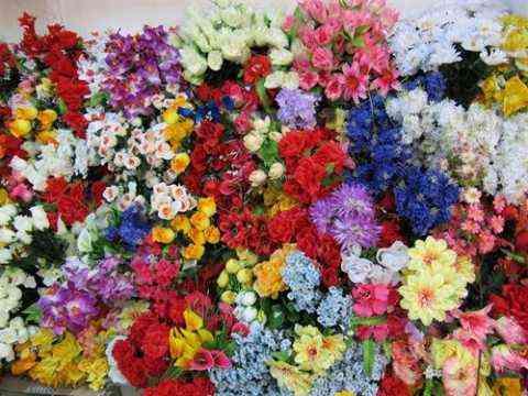 Concurso de decoración floral en Vitoria