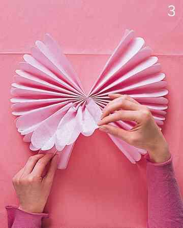 hacer flores de seda a mano 3
