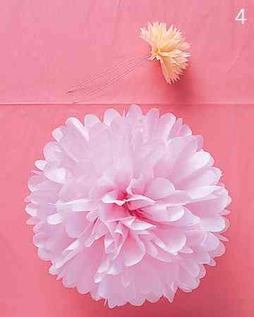 hacer flores de seda a mano 4