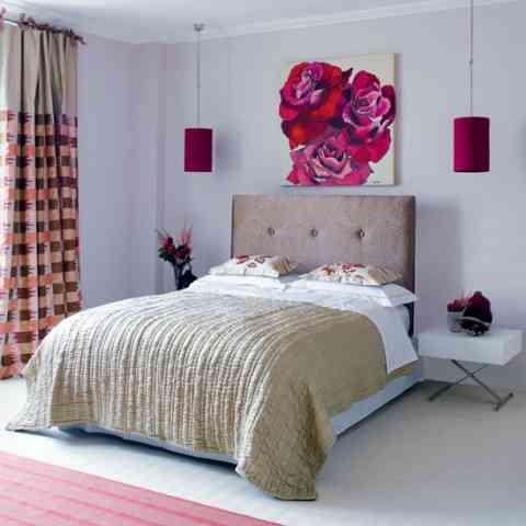 Dormitorios de parejas: decoración y romanticismo
