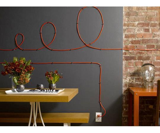 Hide cables in the decoration-11