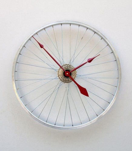 reloj con ruedas