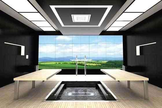 Dise o y decoraci n de interiores de un ba o del futuro - Sitios de decoracion de interiores ...