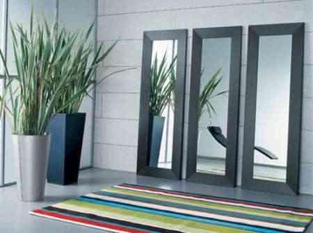 Espejos en la decoración de interiores