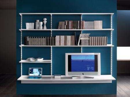 Luxury and fine furniture and shelving