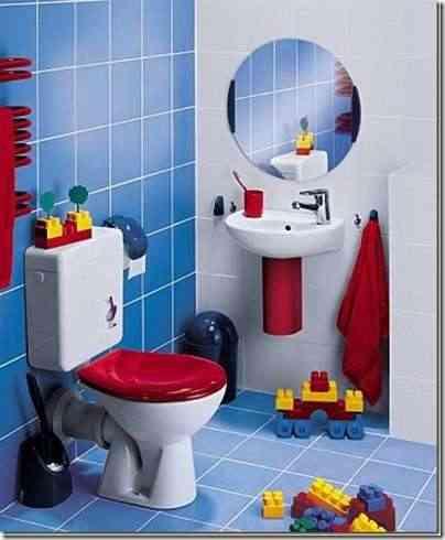 baños inantiles