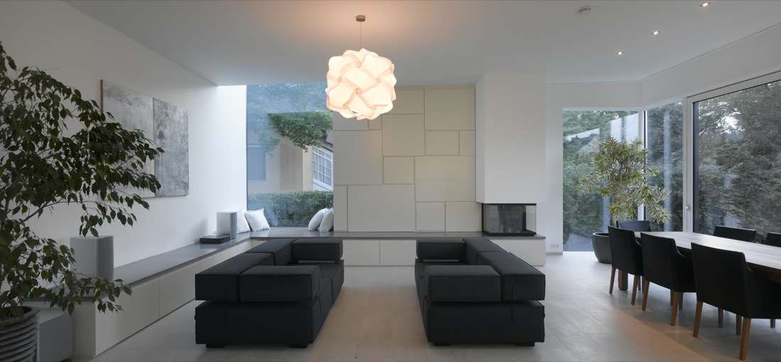 espacios con iluminación natural