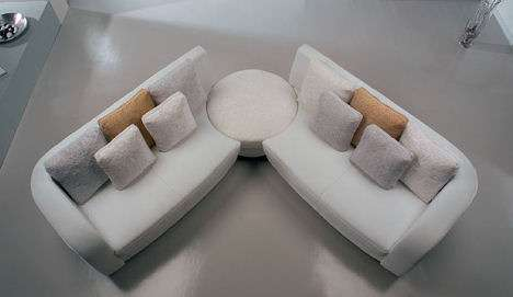 Escogiendo el sofá para el living