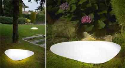 Luminarias Para Jardin Creatividad Y Vanguardia - Luminarias-para-jardin