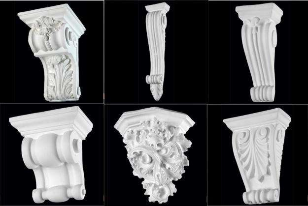 moldings in the decoration1