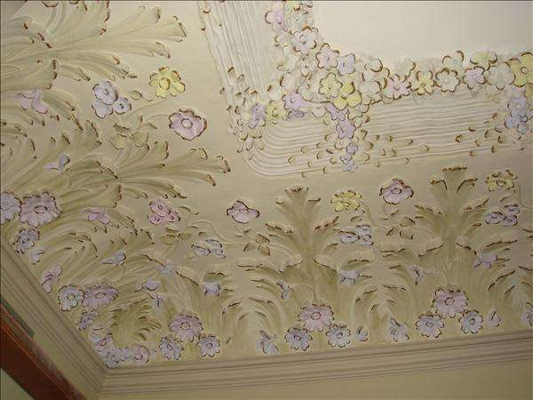 moldings in the decoration3