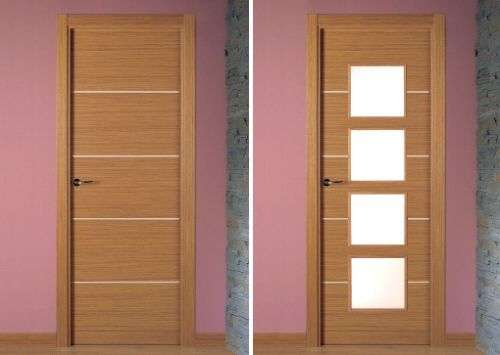 Puertas de interiores en la decoraci n for Cambiar aspecto puertas de interior