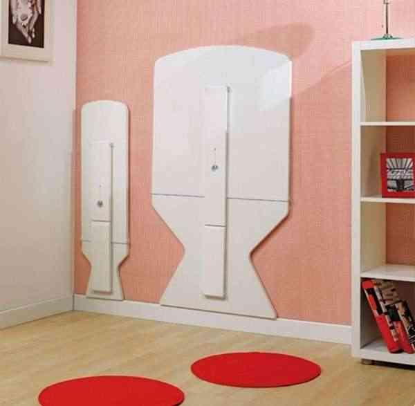 Mesa retr ctil para espacios reducidos for Zapateras para espacios pequenos