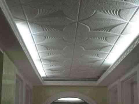 plaster decoration
