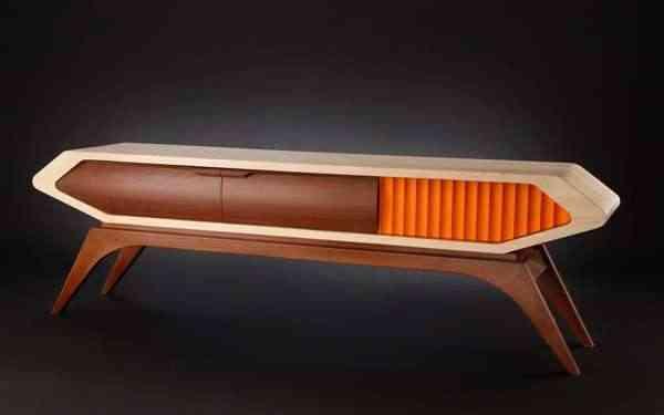 Jory Brigham mueble de salon moderno