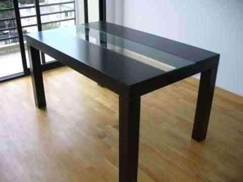 mesas de vidrio decoracion -1