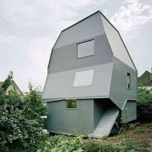 casa original - arquitectura
