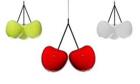 Cherries Lamp