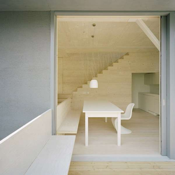 decoracion de casa original - interiorismo - mesa