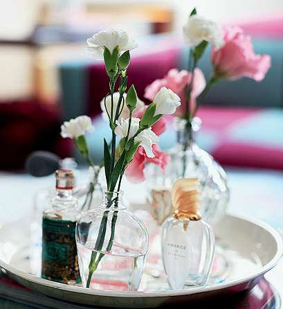perfumes florero