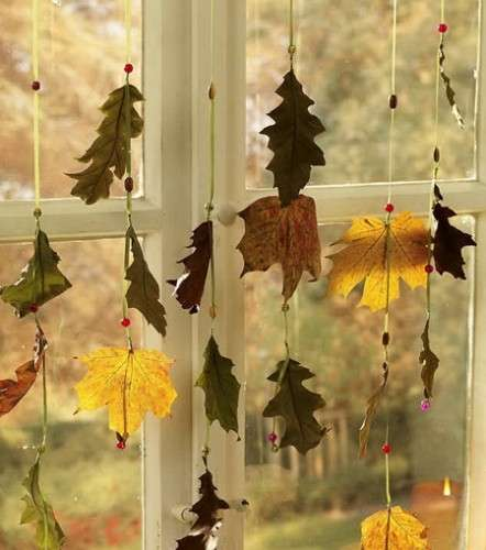 adorno para la ventana