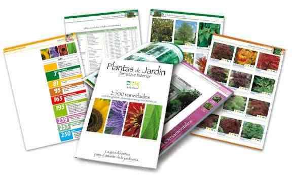 guía de plantas para amantes de la jardinería mmd