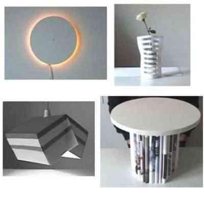 Ideas que se reciclan soluciones decorativas for Decoracion reciclaje interiores