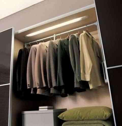 Armarios para guardar ropa