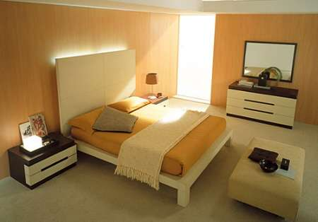 Iluminación para los dormitorios