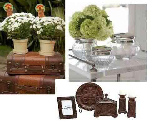 Consejos para organizar los objetos de decoración