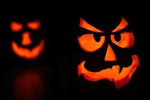 Ideas decoraci n halloween calabazas adornadas - Disenos calabazas halloween ...