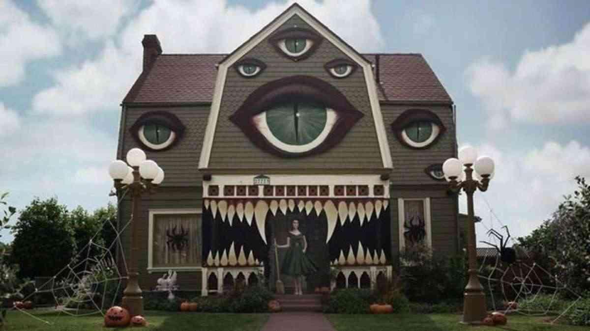5 increíbles casas decoradas para Halloween... ¡por todo lo alto!