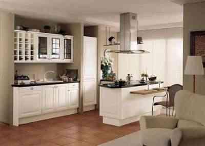 Cocina estilo americana for Modelos de cocinas chiquitas
