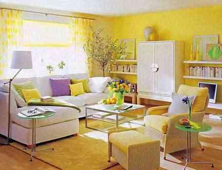 La importancia de los colores en la decoración