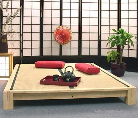Decoración estilo japonés